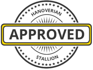 Hanoverian Approved Stallion