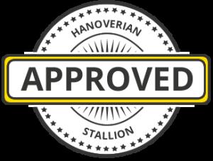 Hanoverian Approved Stallion