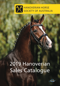 HHSA Sales Catalogue 2019
