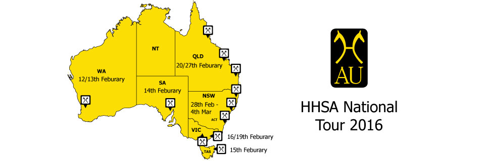 HHSA National Tour 2016