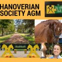 Hanoverian & Rheinland Society AGM flyer