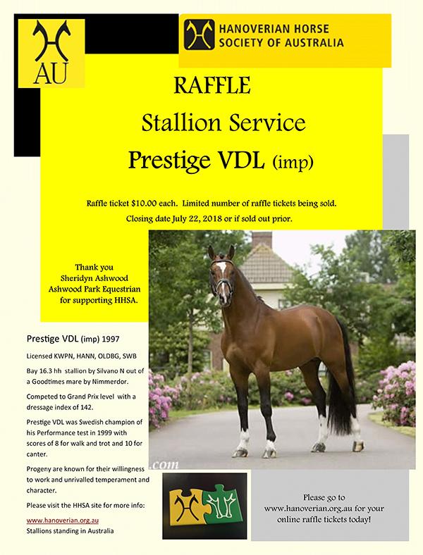 Prestige VDL flyer